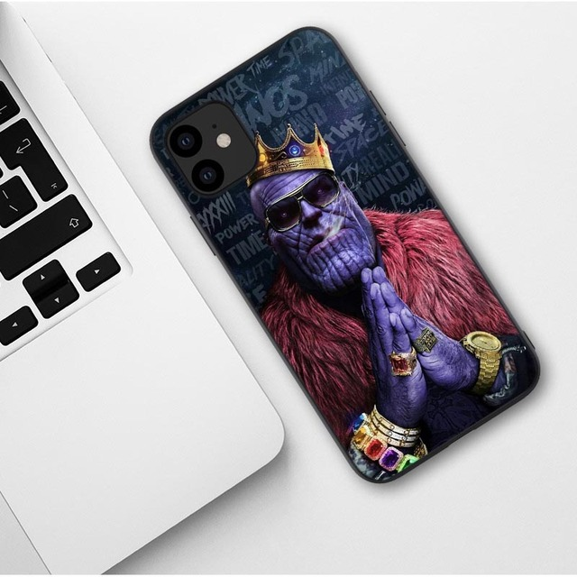 Heroes and Villains Exclusive Phone Cases for IPhone (19 Designs) 9
