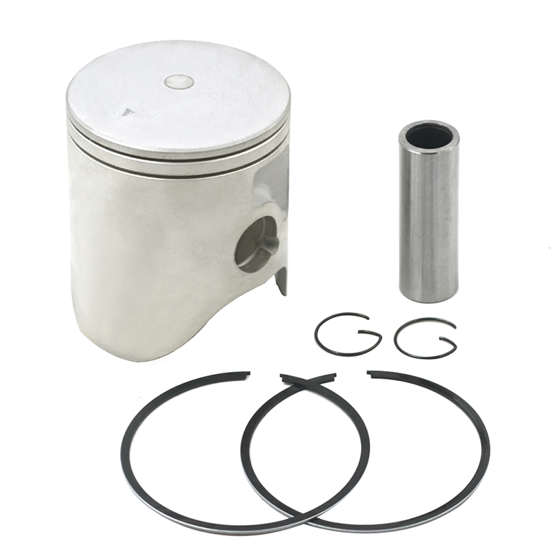 Motorcycle Bore Size 66.4mm STD Piston Ring For <font><b>SUZUKI</b></font> RM250 1996-2008 <font><b>RM</b></font> <font><b>250</b></font> image