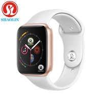 Bluetooth Smart Watch 1:1 SmartWatch Men Women 42mm Case for Apple watch iOS Android Heart Rate ECG Pedometer Sleep tracker
