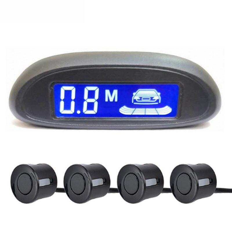 Auto Automatische Parktronic LED Parkplatz Sensor mit 4 Sensoren Wende Summer Detektor System Ersatz Parkplatz Radar-Monitor