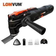 Trimmer Oscillating-Tool-Kit Multi-Tool-Power-Tool Multifunction LOMVUM Saw-Accessories