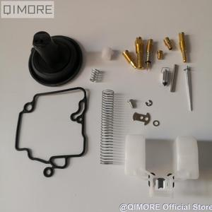 Image 2 - PD18J PD19J Carburetor Rebuild Kit / Repair Kit / Diaphragm membrane Set (16mm) for Scooter Moped 139QMB 147QMD GY6 50 60 80cc