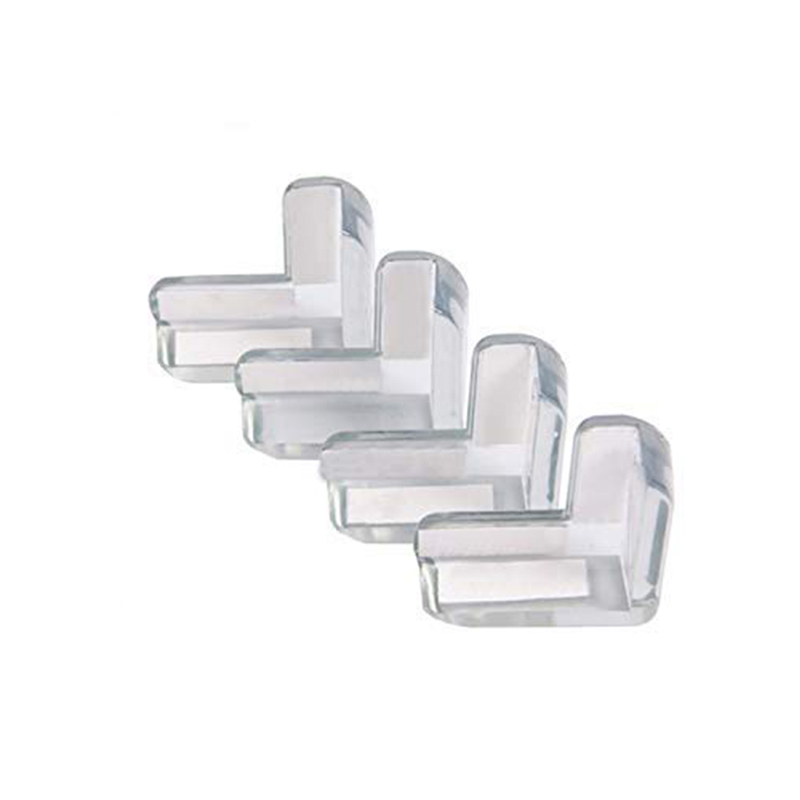 Hot-24 Pcs Clear Corner Protectors Baby Proofing Corner Guards Safe Corner Cushion Baby Proof Edges Corner Bumpers For Tables Fu