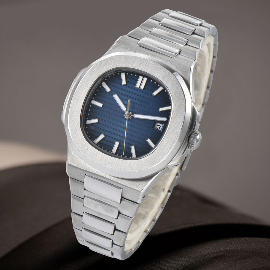 watch men automatic mechanical watch 316L Solid stainless steel Luminous waterproof 41MM LM122