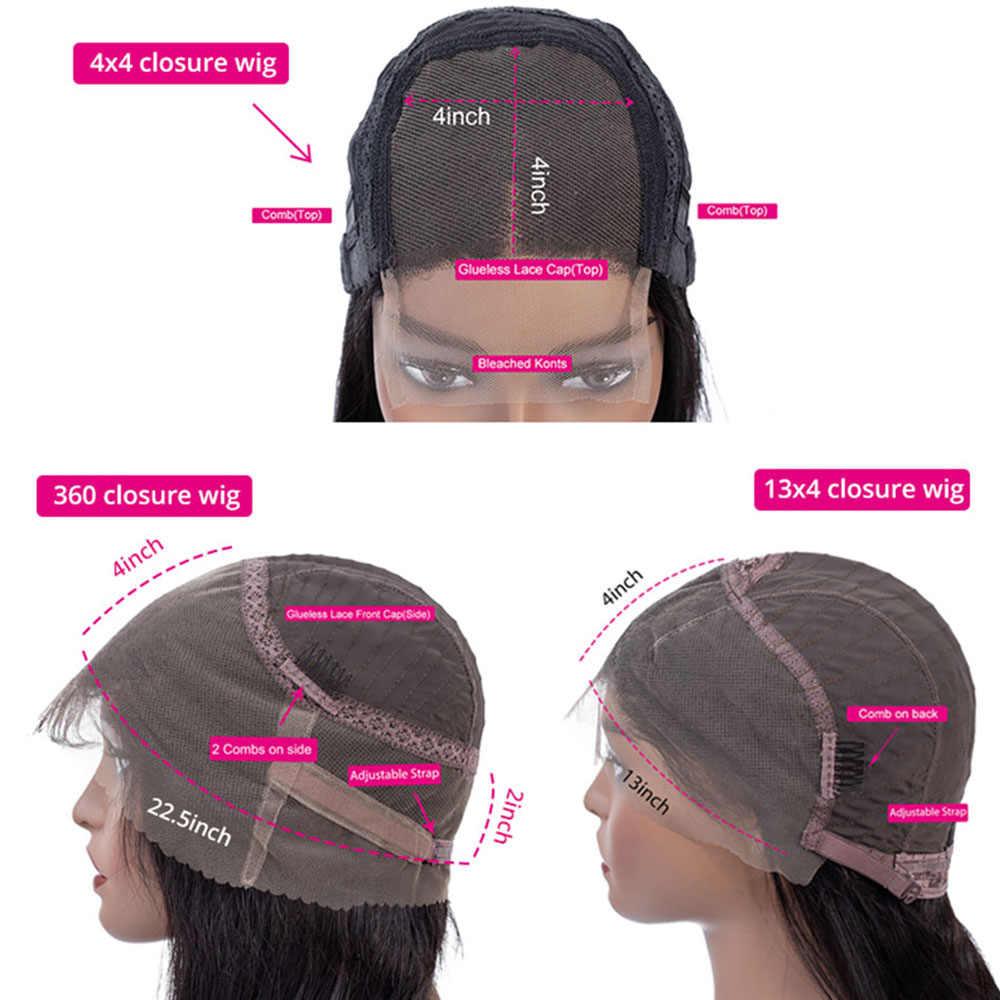 Brezilyalı 13x4 dantel Frontal kapatma düz el bağladılar kulak için kulak dantel ön kapatma Remy İnsan saç kapatma piaoyi saç