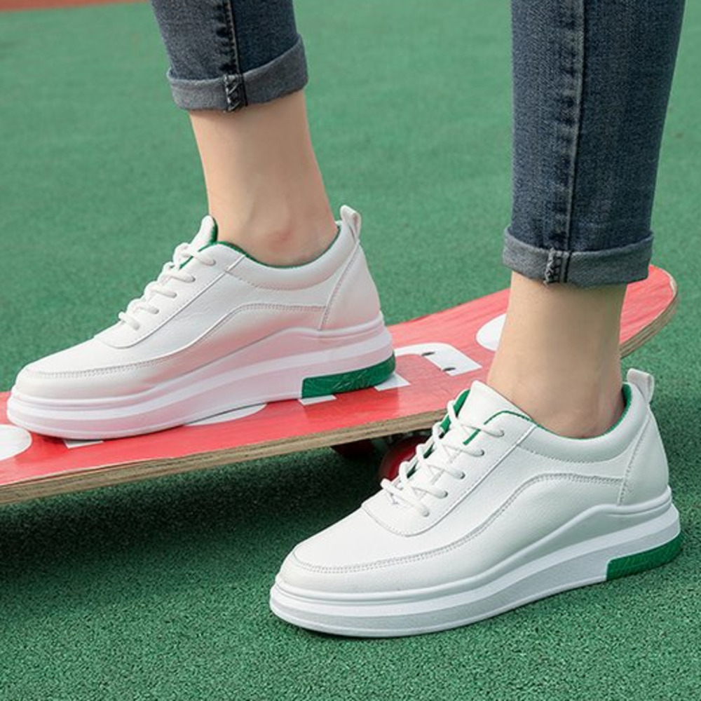 2019 Spring New Luxury Designer White Chunky Shoes Basket Female Platform Sneakers Women Tenis Feminino Casual Female Shoes Woma in Women 39 s Vulcanize Shoes from Shoes