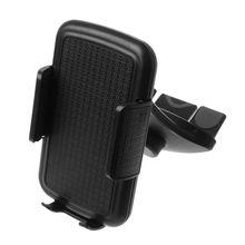 ใหม่ผู้ถือโทรศัพท์Universal Car CD Slotขาตั้งโทรศัพท์มือถือสนับสนุนผู้ถือโทรศัพท์มือถือสำหรับIphone Samsung 3.5 6.5 นิ้วสมาร์ทโฟน