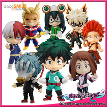 Good Smile Company My Hero academy Shoto Izuku Midoriya Ochaco Uraraka Katsuki Bakugo Tomura Shigaraki, figurine qui peut agir