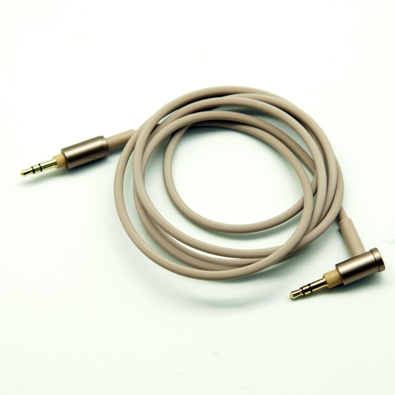For Sony WH-1000XM3 XM2/H900N <font><b>MDR</b></font>-1A H800 for Sony MSR7/ 1rmk2/100AAP/ 100abn Upgrade cable audio cable headset Audio Draad image
