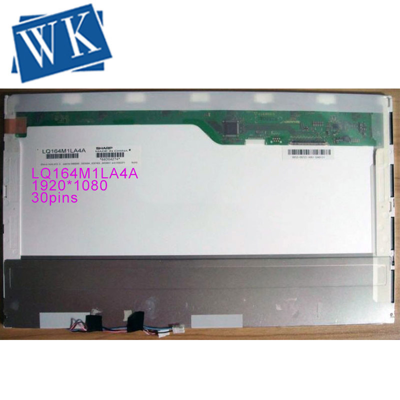 LQ164M1LA4A LAPTOP LCD LED SCREEN 16.4