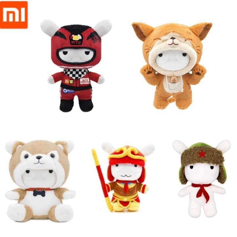 Оригинальный Xiaomi Mitu кролик кукла маленькая Желтая курица/дайвер/вукон 25 см PP Хлопок и шерсть мультфильм милая игрушка подарок для девочек мальчиков