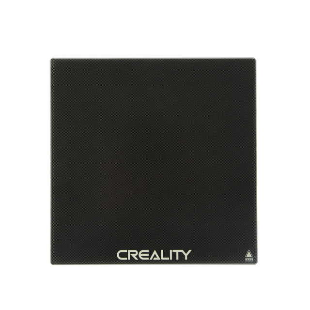 Creality 3D Ender 3 3D Printer Glass Ultrabase Heated Bed Build Surface Glass Plate 235x235mm for Ender 3/Ender 3 Pro Hot Bed