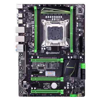 WUSON recommend HUANANZHI X79 Plus motherboard with M.2 SSD slot discount motherboard with dual LAN ports 2 SATA3.0 3*PCI-E x16 - DISCOUNT ITEM  38% OFF All Category