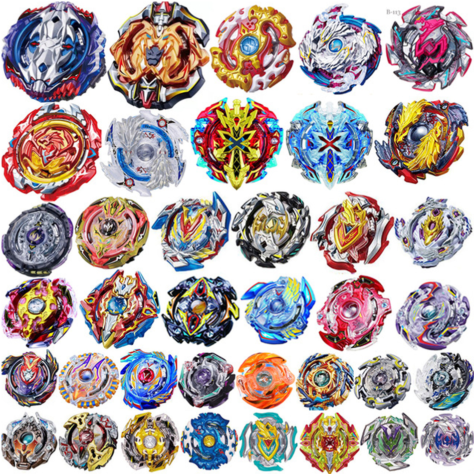 Tops <font><b>Burst</b></font> Launchers <font><b>Beyblades</b></font> GT Toys <font><b>B</b></font>-<font><b>131</b></font> <font><b>Burst</b></font> bables Toupie Bayblades metal fusion God Spinning Tops Bey Blade Blades Toy image