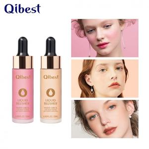 Жидкий консилер для макияжа, 6 цветов, увлажняющий, Осветляющий цвет лица, румяна, консилер для лица, румяна, основа, косметика, TSLM2