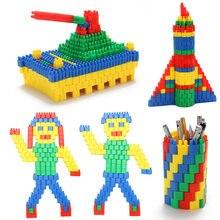Bloques de construcción creativos de Bullet para niños, creador técnico de ciudad, bloques de construcción, figuras de modelo a granel, juguetes educativos, regalo
