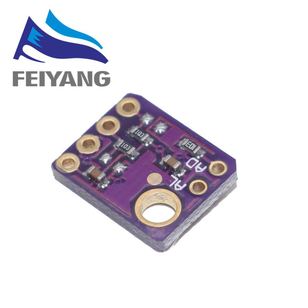 10PCS SHT31 Temperature SHT31-D Humidity Sensor Module Microcontroller IIC I2C Breakout Weather 3V 5V Compliant For Arduino