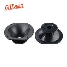 GHXAMP altavoz de etapa de 135x155mm, bocina de ABS, Unidad de altavoz de garganta, Original, profesional, accesorios para altavoces de escenario