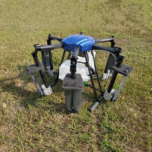 Image 5 - SA625 25KG Agricultural Spraying Drone Waterproof Flight Platform 6 Axis 1850mm Hexacopter Folding Frame 25L Sprink Kit X9 Power