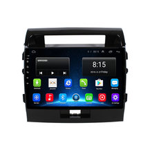 4G LTE Android 8.1 Fit TOYOTA Land Cruiser 2008 - 2015 Multimedia Stereo Car DVD Player Navigation GPS Radio(China)
