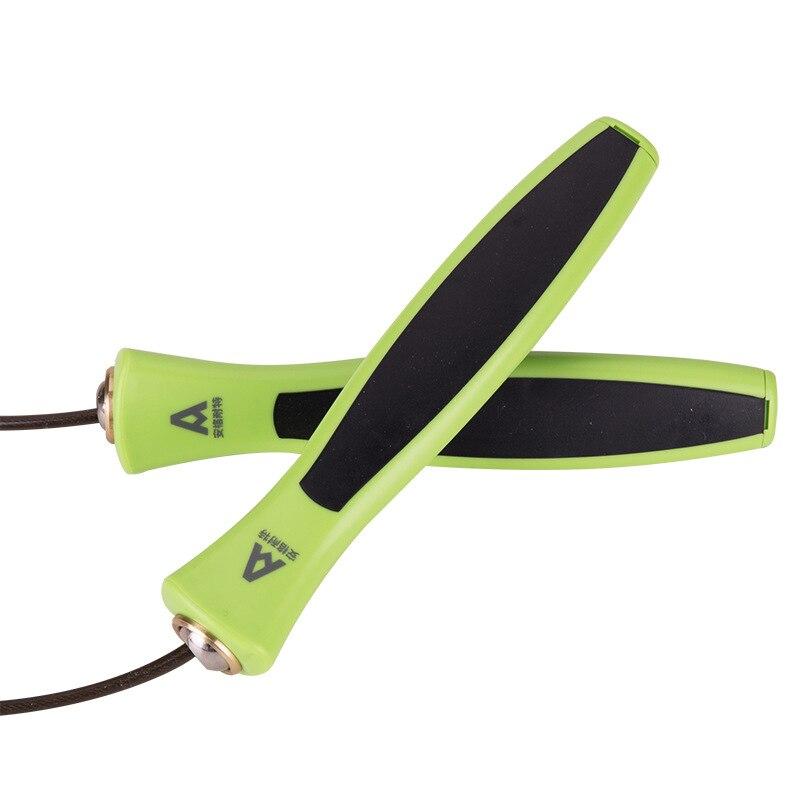 Deli Engelhard Knight F4119 Universal Wire Rope Jump Rope Anti-slip Handle 2.8m Adjustable Random Color