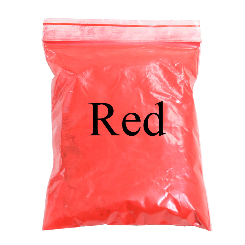 #108 Red Mica Pearl Powder Pigment Mineral Powder Dye For Car Soap Nail Decoration Automotive Arts Crafts 10g/50g Pearl Powder