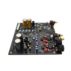 Image 4 - Lusya podwójny AK4497EQ DAC AK4118 dekoder DAC csr 8675 Bluetooth 5.0 wsparcie APTX HD DSD koncentryczne wejście światłowodowe T0656