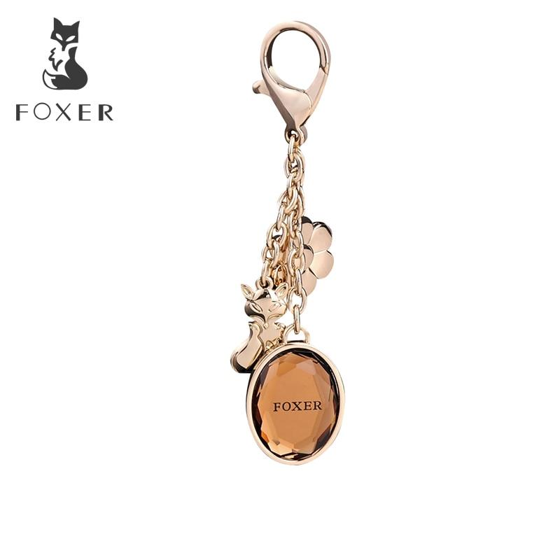 Foxer Pendant & Keychain for Bag