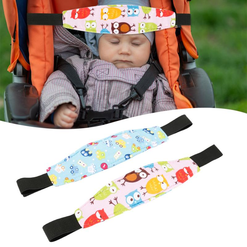 Baby Child Car Seat Head Support Sleep Nap Secure Strap Fastening Belt Adjustable Sleep Positioner For Kids Safety Pillows