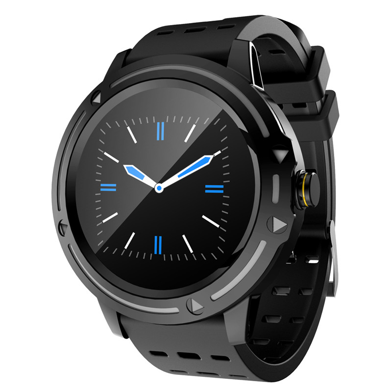 Mens Fashion Sport Smart Watch Full Touch Screen Heart Rate Blood Pressure Monitor Fitness Tracker Call SMS Reminder Clock