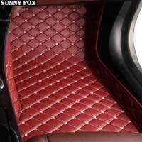 Car floor mats for Skoda Octavia Superb Yeti Rapid spaceback 5D heavy duty car styling carpet floor liner
