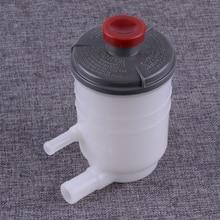 DWCX White Plastic Oil Power Steering Pump Fluid Reservoir Bottle Tank Fit For HONDA Accord 1998 1999 2000 2001 2002 53701S84A01