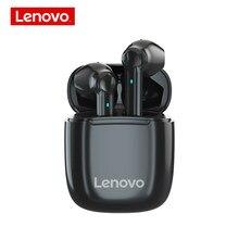 Lenovo XT89 Drahtlose Bluetooth Kopfhörer TWS Kopfhörer Sport Kopfhörer Touch Taste Gaming Headset Stereo bass Mit Mic Lärm