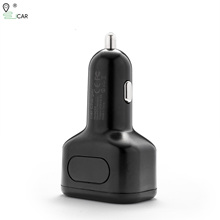 Tracker Platform Voice-Monitor Car-Charger Vehicle Geo-Fence Free