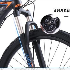 Image 3 - หมาป่า Fang จักรยานเสือภูเขาจักรยาน 29 นิ้ว 27 อลูมิเนียมความเร็วสูงอลูมิเนียมกรอบจักรยานฤดูใบไม้ผลิส้อมด้านหน้าและด้านหลัง mechanical จักรยาน