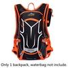 18l impermeável mochila esporte ao ar livre mochila saco de água acampamento caminhadas ciclismo mochila de água 28