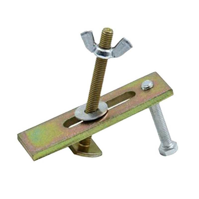 8pcs CNC Milling Pressing Plate Clamp Fixture Fastening T-slot Platform Accs