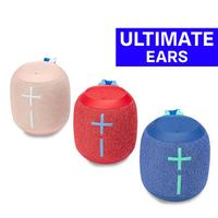 Logitech Ultimate Ears WONDERBOOM 2 Portable Wireless Bluetooth Speaker Big Bass 360 Sound Waterproof/Dustproof IP67 Speaker