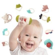 Educatief Mobiles Speelgoed Baby Rammelaar Set Voor Pasgeborenen 0 12 Maanden Montessori Speelgoed Tandjes Voor Meisjes Jongens Baby Wieg Mobiles