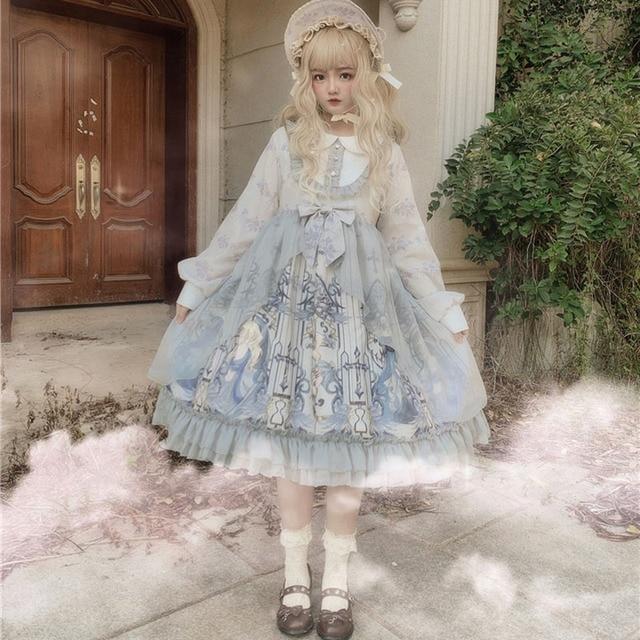 Купить винтажное платье в стиле питера пэна с воротником и высокой картинки цена
