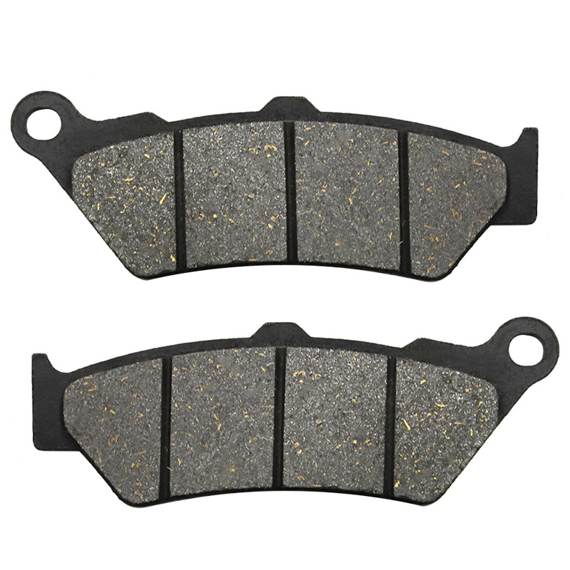 Motorcycle Front Brake Pads for BMW GS G650 GS G650GS 12-14 09-15 G 650 Xcountry 07-08 F 700 GS F700GS F700 GS 2013-2015(China)