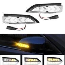 Динамический указатель Поворота Боковой индикатор мигалка последовательный светильник для Toyota Camry Corolla Im Altis Vios Yaris Prius C Venza Avalon