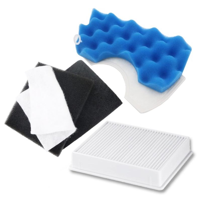 1Set/6Pcs PVacuum Cleaner Parts Dust Motor Filters Hepa For Samsung FILTER CLEANER DJ63-00669A SC43 SC44 SC45 SC46 SC47 Series