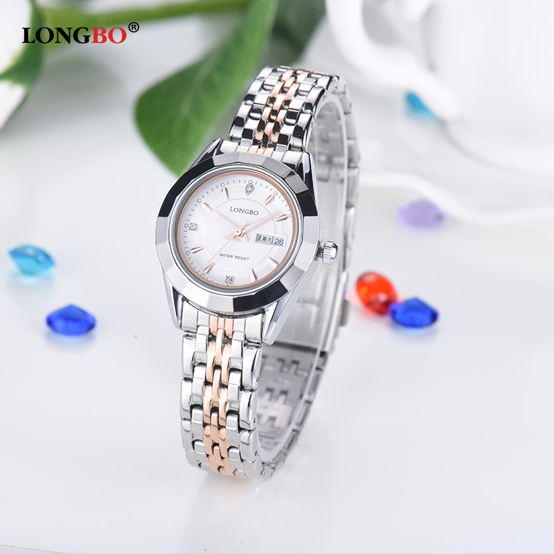 LONGBO 2020 Top Brand Men Watches Fashion Bussiness Quartz Watch Mens Military Chronograph Wristwatch Clock Relogio Masculino