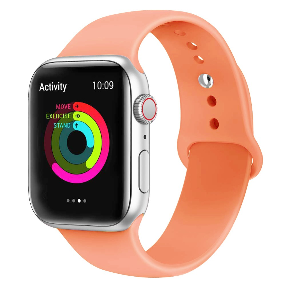 Silicone Rubber Band for Apple Watch 70
