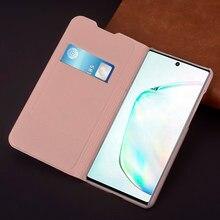 Funda Cartera de cuero caso de teléfono para Samsung Galaxy A71 4G 71 71A S71 A715F galaxias Gaxy Gala SM A715U A71case GalaxyA71