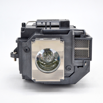 цена на For ELPLP54 EB-S7 EB-S7+ EB-S72 EB-S8 EB-S82 EB-X7 EB-X72 EB-X8 EB-X8E EB-W7 EB-W8 Projector lamp with housing