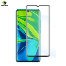 Glass For Xiaomi Mi Note 10 Tempered Glass Full Cover 6D Curved Screen Protector For Xiaomi Mi CC9 Pro Mi Note 10 Film Global