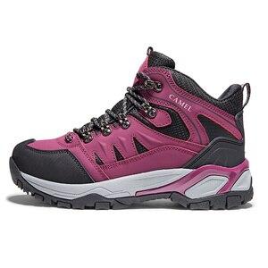 Image 4 - CAMEL nouvelles femmes chaussures haut haut randonnée antidérapant respirant montagne amorti escalade Trekking bottes chaussures de sport de plein air
