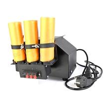 3 channel ELT03R remote control swing fireworks ignite machine for wedding party